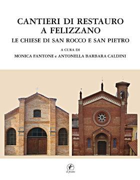 copertina libro Cantieri di restauro a Felizzano