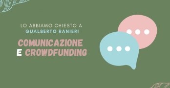 comunicazione e crowdfunding - intervista a Gualberto Ranieri