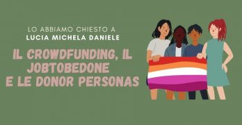 crowdfunding. job to be done e donor personas
